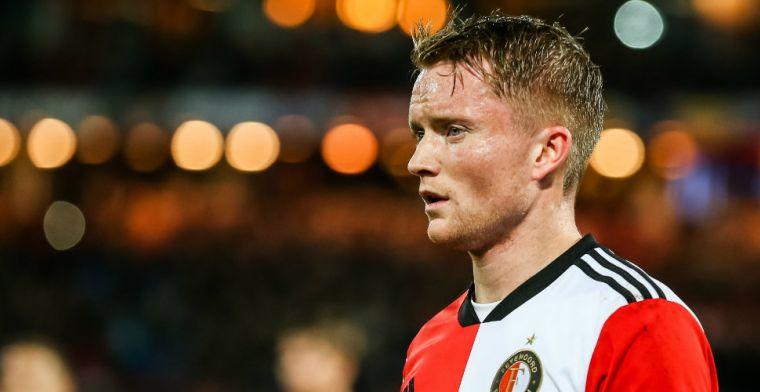 Larsson los bij Feyenoord: Dat komt voort uit spel van afgelopen zondag