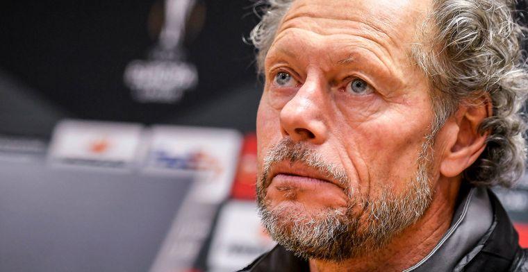Scouting van Brys tegen Club Brugge kan vuilbak in, Preud'homme moet aanpassen