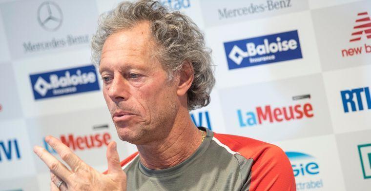 Preud'homme zucht: Standard trekt met erg gehavende ploeg richting Stayen