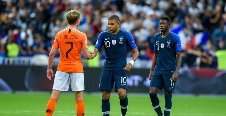 Frenkie de Jong verzekert zich van speeltijd bij PSG: Moeiteloos in de basis