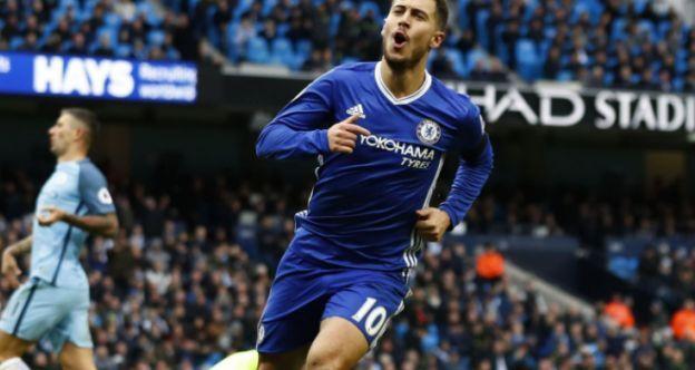 Hazard blijft maar imponeren en kan ook tegen Manchester City schitteren!