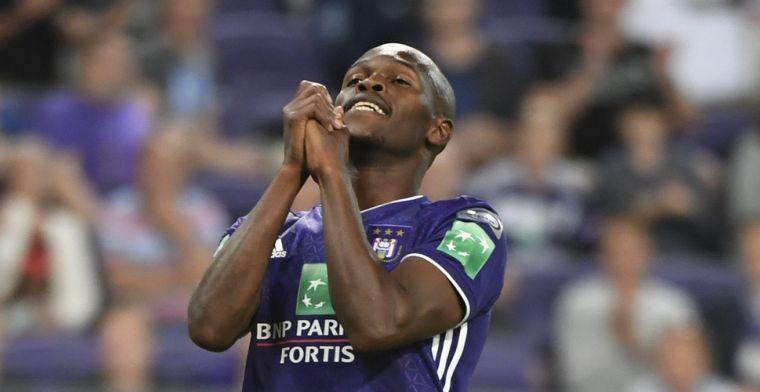 'Floptransfer van Anderlecht denkt al aan vertrek en wil terugkeren naar KVO'