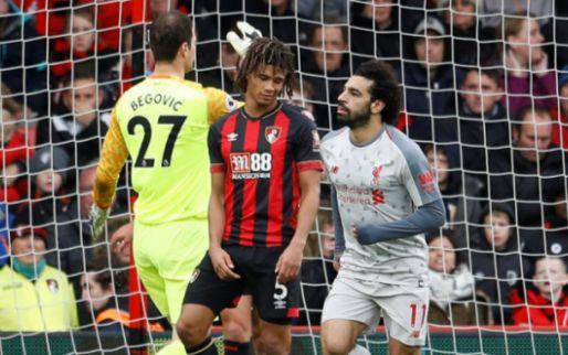 Afbeelding: Liverpool dankt indrukwekkende Salah: maximale druk op Manchester City