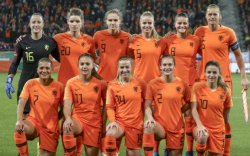 Afbeelding: Dubbele déjà vu voor Oranje Leeuwinnen: groepswinst van cruciaal belang