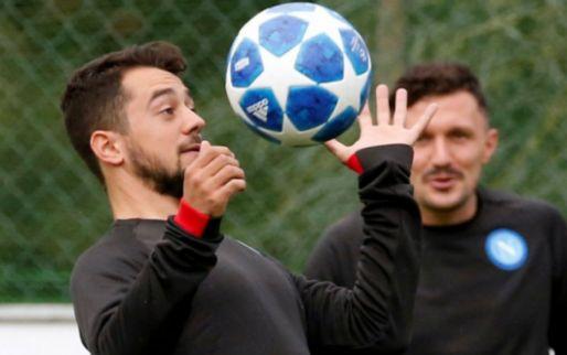Afbeelding: Younes debuteert voor winnend Napoli, Milik na rust twee keer trefzeker