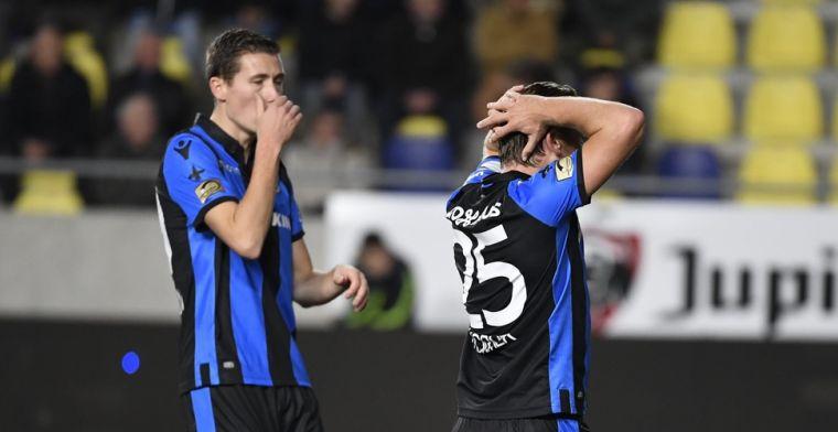 Grote zorgen bij Club Brugge: 'Vormer hevig in discussie met Vanaken'