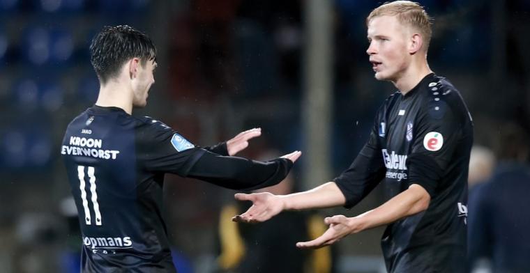 Van Bergen 'is los' in de Eredivisie: 'Dan kan trainer eigenlijk niet om je heen'