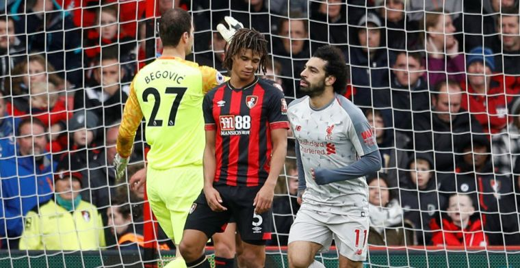 Aké en co niet opgewassen tegen imponerende Salah: Manchester City onder druk