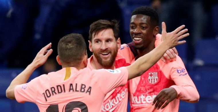 Messi haalt gram na Gouden Bal-verkiezing: Argentijn leidt Barça naar ruime zege