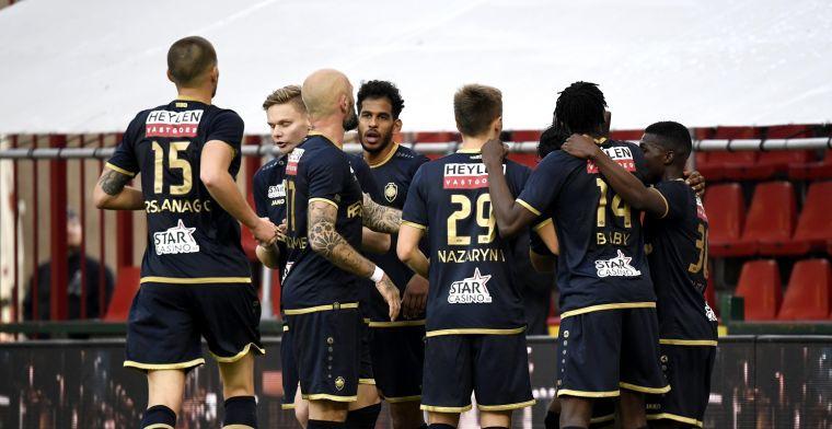 Antwerp-lieveling denkt aan vertrek: Interesse van drie Belgische clubs