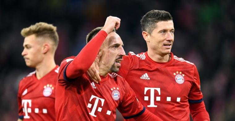 Dortmund wint bij rivaal Schalke, perfecte generale Bayern voor Ajax-uit