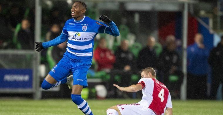 'Ik vind het rood voor De Ligt, Ehizibue een van snelste spelers in Eredivsie'