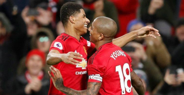 Goede eerste helft levert United zege op, Torreira redt Arsenal in extremis