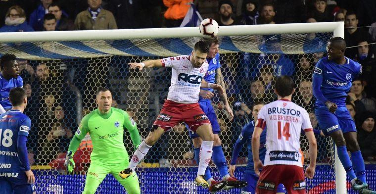 Racing Genk profiteert niet optimaal van blamage Club Brugge