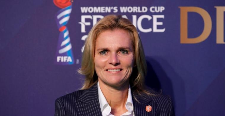 Oranje Vrouwen tegen oude bekenden en Kameroen op WK in Frankrijk
