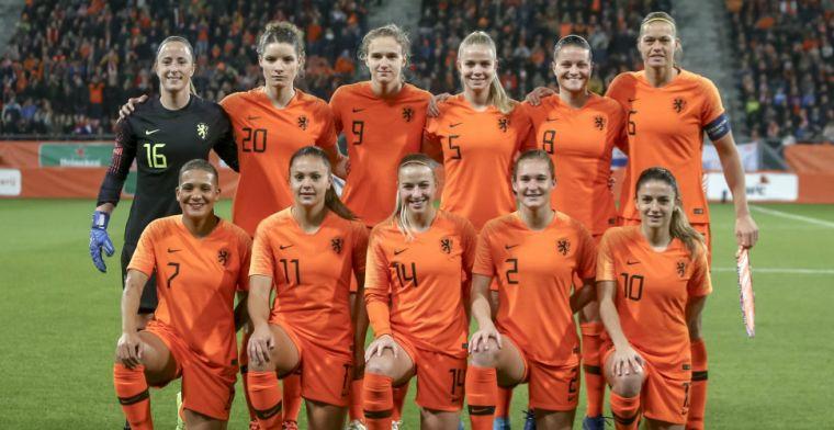 Dubbele déjà vu voor Oranje Leeuwinnen: groepswinst van cruciaal belang
