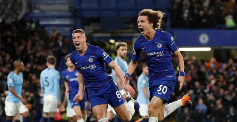 Manchester City krijgt eerste tik in Premier League: Chelsea wint topper