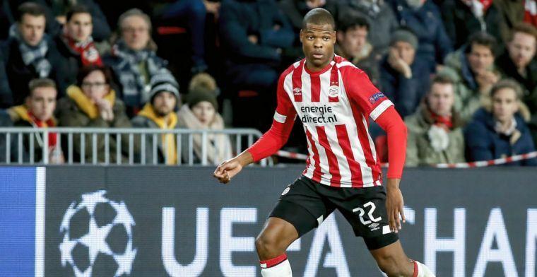 Dumfries tipt PSV: 'Volgende keer moet er een Suriname-dag komen'