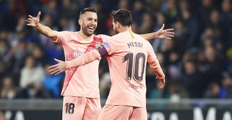 Catalaanse Ballon d'Or-frustratie: 'Als Ronaldo niet wegging, had hij gewonnen'