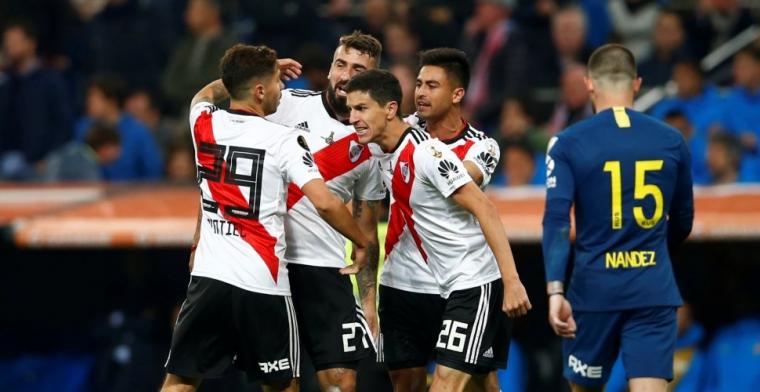 River Plate klopt Boca Juniors na verlenging en wint Copa Libertadores