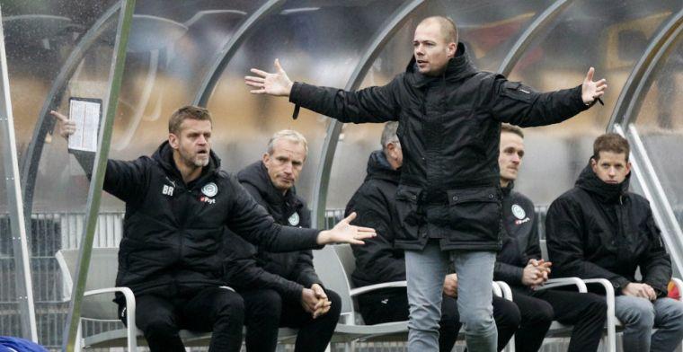 'Arrogante' Gözübüyük: Hoor je ook van spelers: hoe hij praat, hoe hij reageert