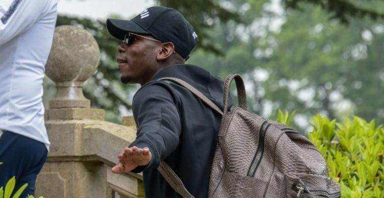 Pogba mag zich bewijzen: 'Hij gaat aan iedereen laten zien hoe goed hij is'