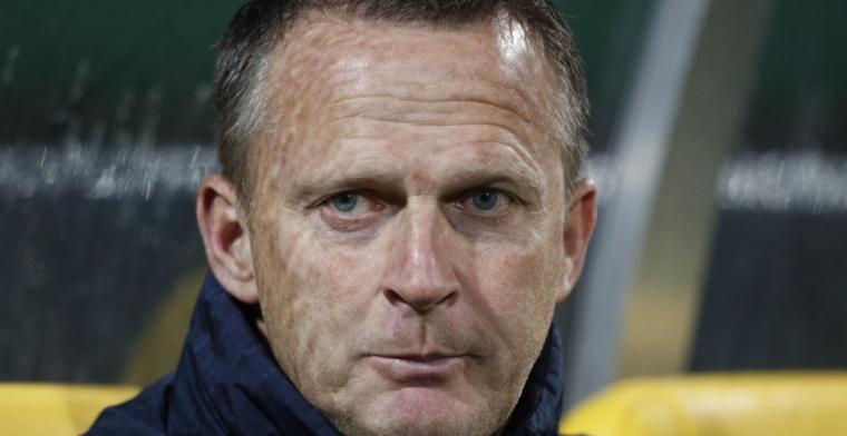 Update: 'FC Utrecht ontkent gesprekken met Van den Brom'
