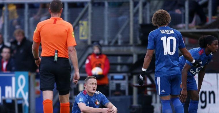 Kunstgras de klos na blessures Ajax en Feyenoord: 'Ga eigen competitie beginnen'