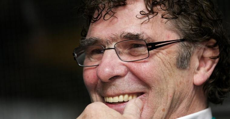 Van Hanegem baalt: 'Hij wordt buitencategorie en Feyenoord liet hem zomaar gaan'