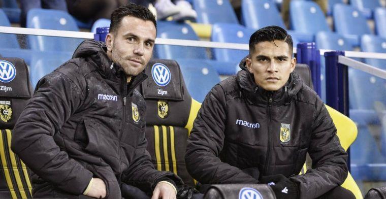 LIVE-discussie: Foor keert terug bij Vitesse; Fernandes nog op de bank bij NAC