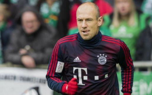 """Robben: """"Als dat niet gebeurt, dan zou het zomaar eens voorbij kunnen zijn"""""""