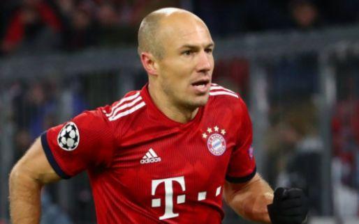 """Robben ontbreekt tegen Ajax: """"Waarom? Omdat het niet goed gaat"""""""