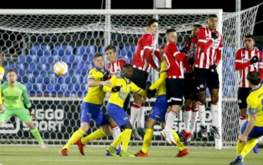 Dure thuisnederlaag voor Jong PSV, Jong AZ wint opnieuw niet