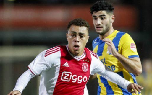 Geduld beloond bij Ajax: 'Ik was een van de weinigen die nog geen contract had'