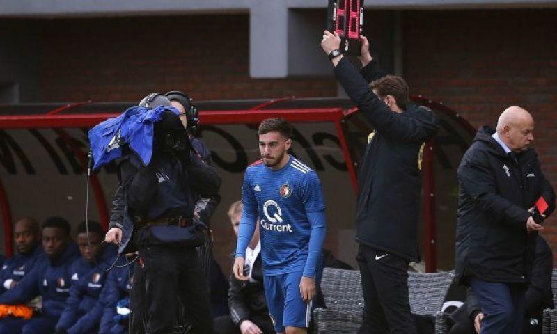 Afbeelding: 'Hij werd niet voor niets naar Feyenoord gehaald, snel gegaan met die jongen'