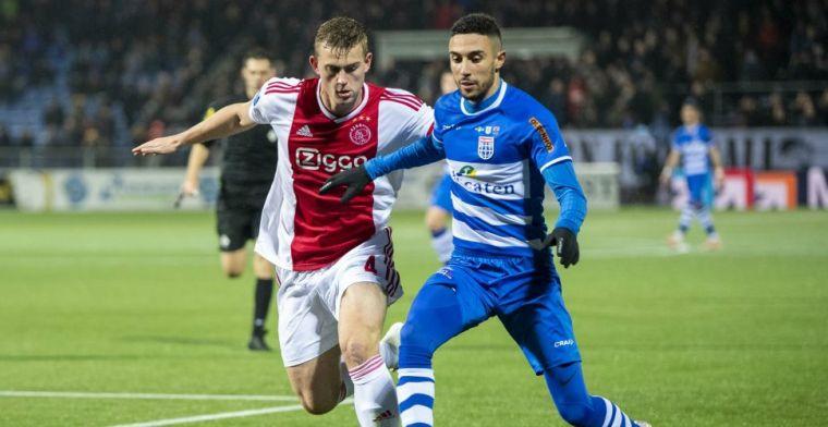 Gelukje voor De Ligt: Hier speelt het een rol dat het De Ligt en Ajax is
