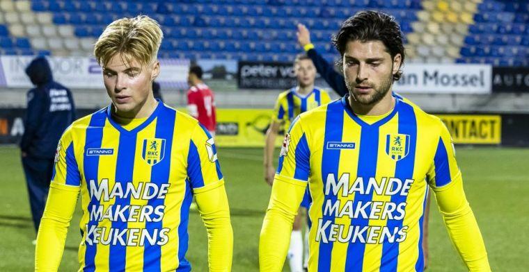 'Ik zal in principe terugkeren naar Feyenoord, maar zeker weten doe je niets'