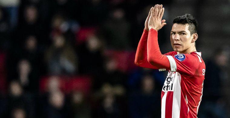 Totale PSV-gekte in Mexico: Het mag eigenlijk niet, maar ik ben Ajax-fan