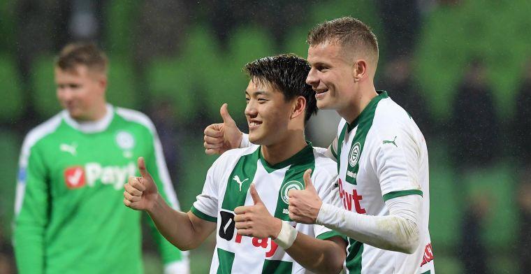 FC Groningen dreigt basisklant kwijt te raken aan Celtic: Er is contact geweest
