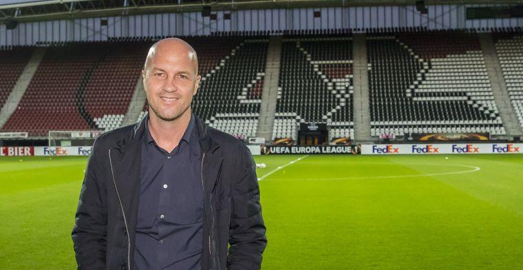 Cruijff: 'Er is geen duidelijk plan bij de club, dat baart me zorgen'