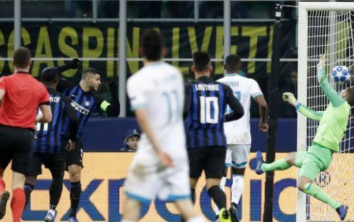 Afbeelding: LIVE: PSV pakt punt in Milaan en veroordeelt Inter tot Europa League (gesloten)