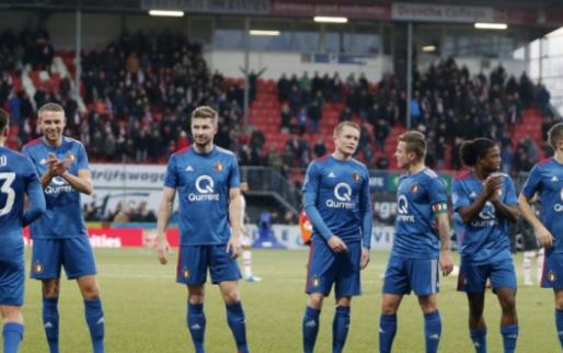 Afbeelding: Opmerkelijk probleem voor Feyenoord: 'Intern eens goed naar de oorzaken zoeken'