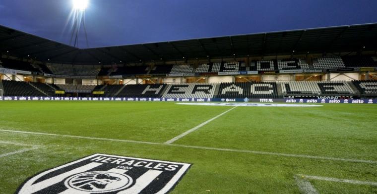 Verklaring voor 20-0: 'Veel jeugdspelers, autopech en amper een warming-up'