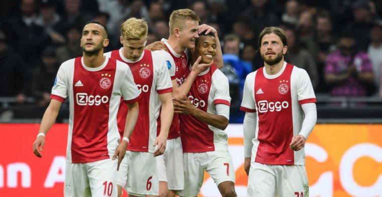 Kovac vol lof: 'Ik vind dat Ajax nog veel meer goede spelers heeft dan die twee'