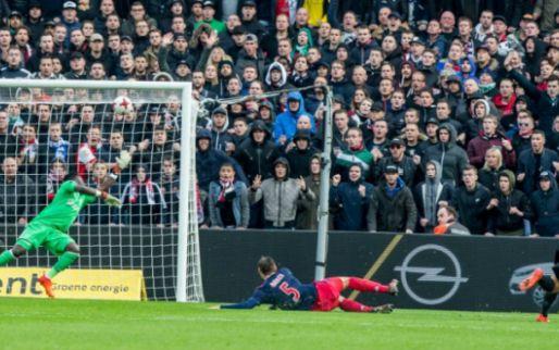 Afbeelding: Feyenoord reageert op brief vanuit Ajax-directie: 'Een brief voor de bühne'