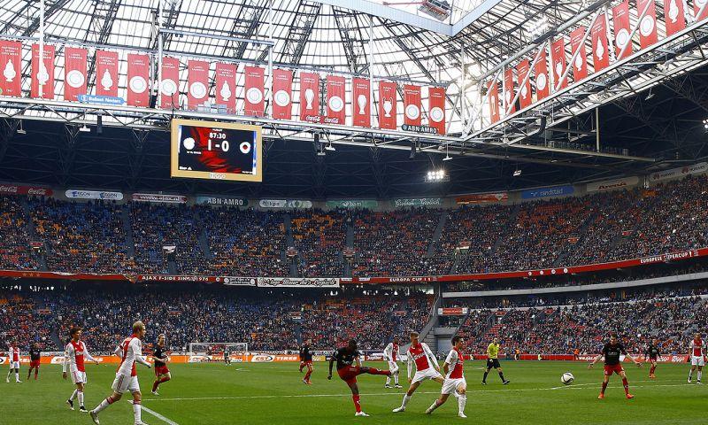 Afbeelding: Opvallend nieuws: Ajax stuurt brieven naar Feyenoord en ADO en 'eist' kaartjes