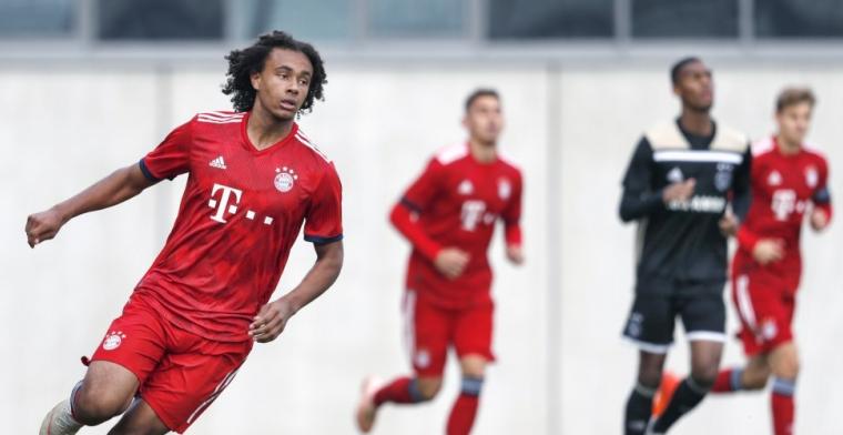 Nederlands toptalent wil doorbreken bij Bayern: 'Moet je wel hard voor werken'