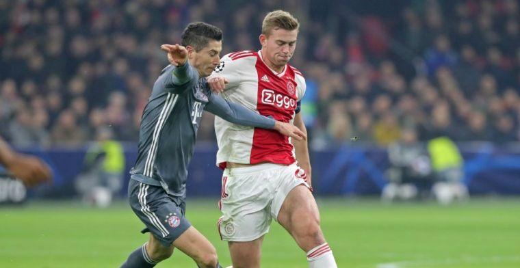 LIVE: Bayern München pikt groepswinst van Ajax op memorabele avond (gesloten)