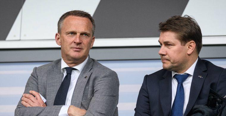Huiberts: 'Zonder tegenslag krijgen we na winterstop vijf heel goede spelers bij'