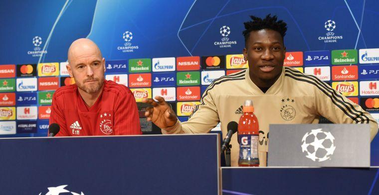 Ten Hag over Bayern-terugkeer: 'Ik ben hier ongelooflijk blij, richt mij op Ajax'